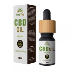 CBD HEMP KING 5%