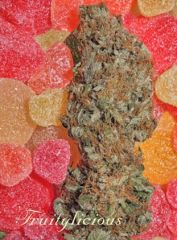 семена конопли сорт Fruitylicous feminized, Mandala Seeds